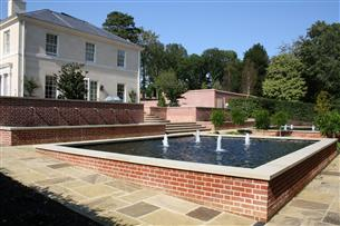 Private Residence, Berkshire - Water Feature