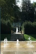 Burghley House - Interactive Fountain Feature