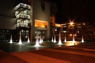 Leeds University - Iluminated Water Feature